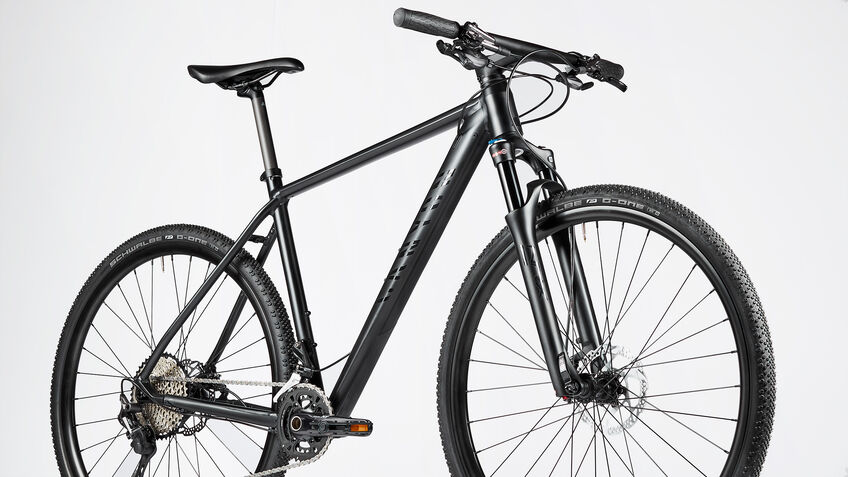 Canyon Cross Bike