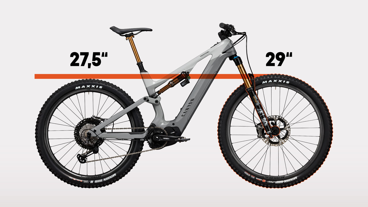 Canyon Spectral:ON Enduro E-MTB