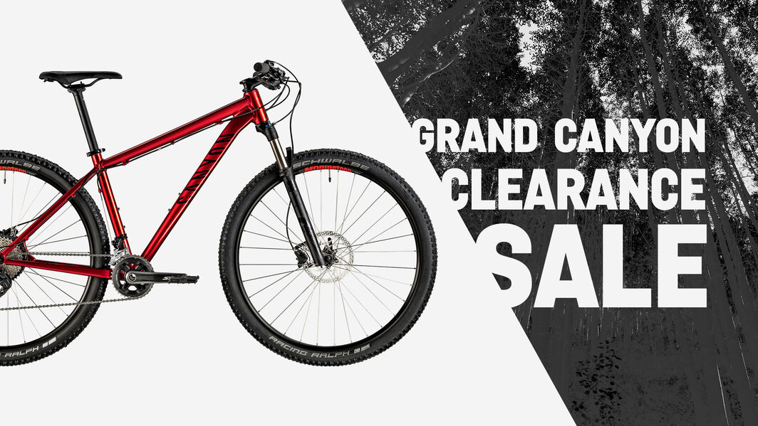 Grand Canyon Clearance Sale