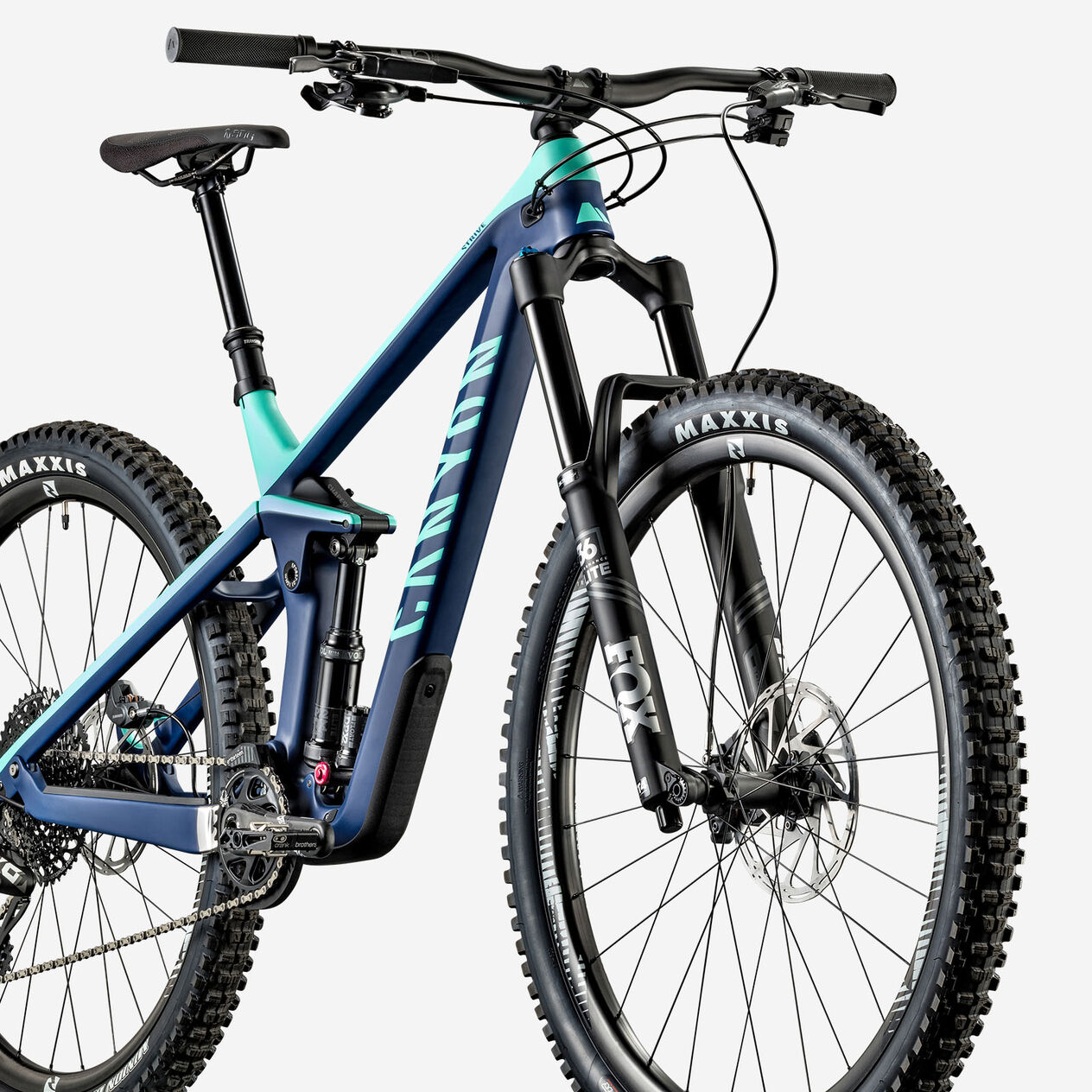 Full Suspension Mountainbikes
