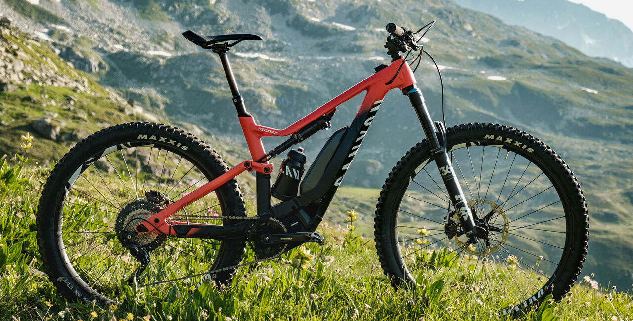 Canyon E-Bikes Special Outlet Bikes