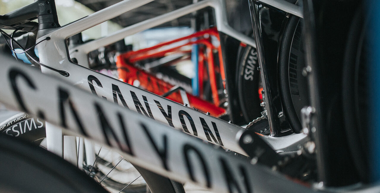 Canyon in-stock ready-to-ship bikes