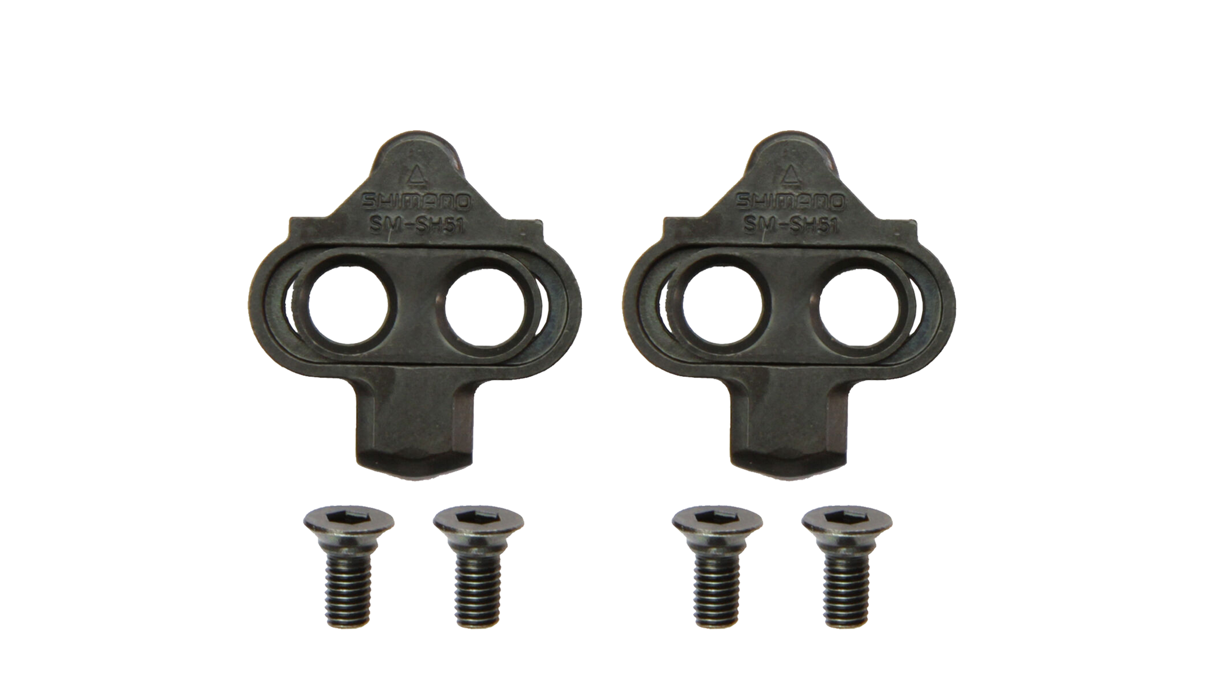 Shimano SM-SH51 Cleats (without cleat plates) | Pedal cleats