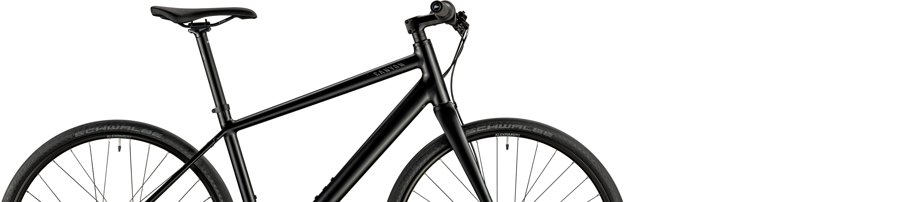 Commuting Option – Canyon Urban Sport 5.0