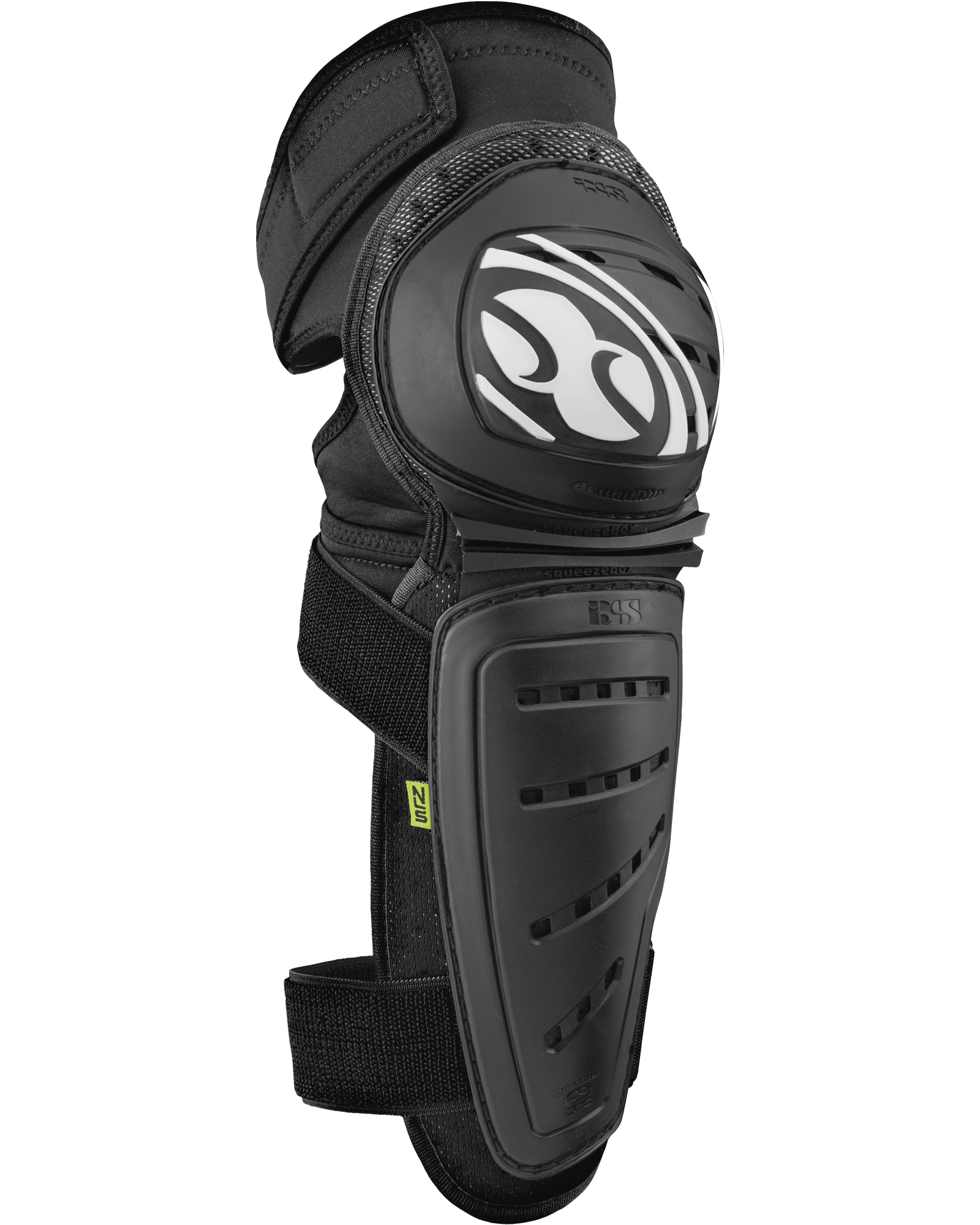 iXS Mallet Knee-Shin Guards | Amour