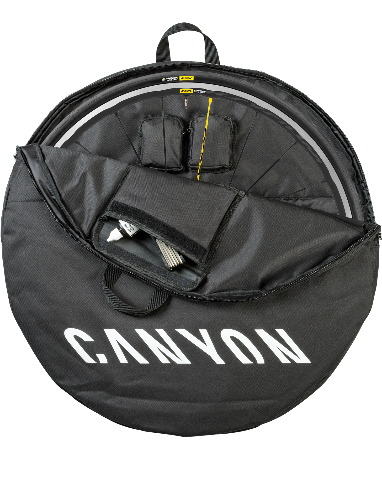 Canyon Road Wheel Guard | Hjulsæt