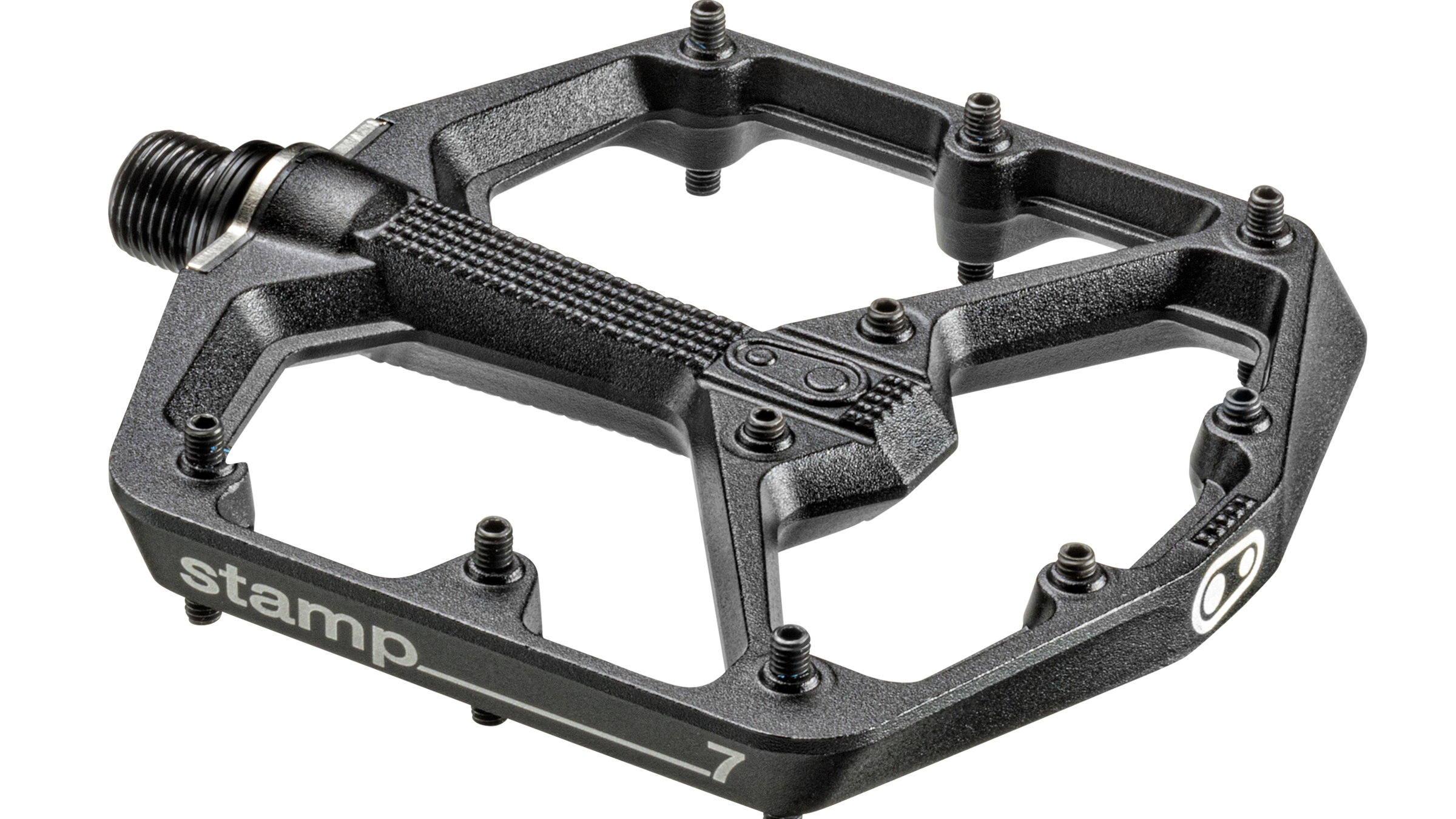 Crank Brothers Stamp 2 Large Pedals Black
