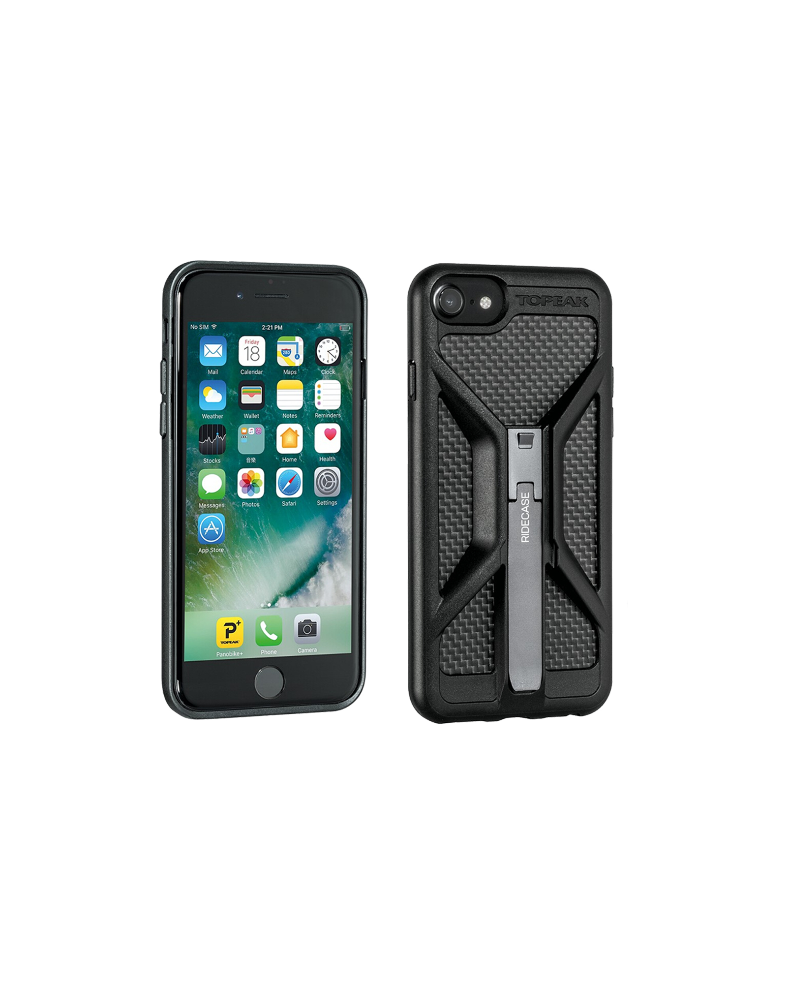 Topeak RideCase: iPhone 6+/6S+/7+ | Mobilholdere og covers