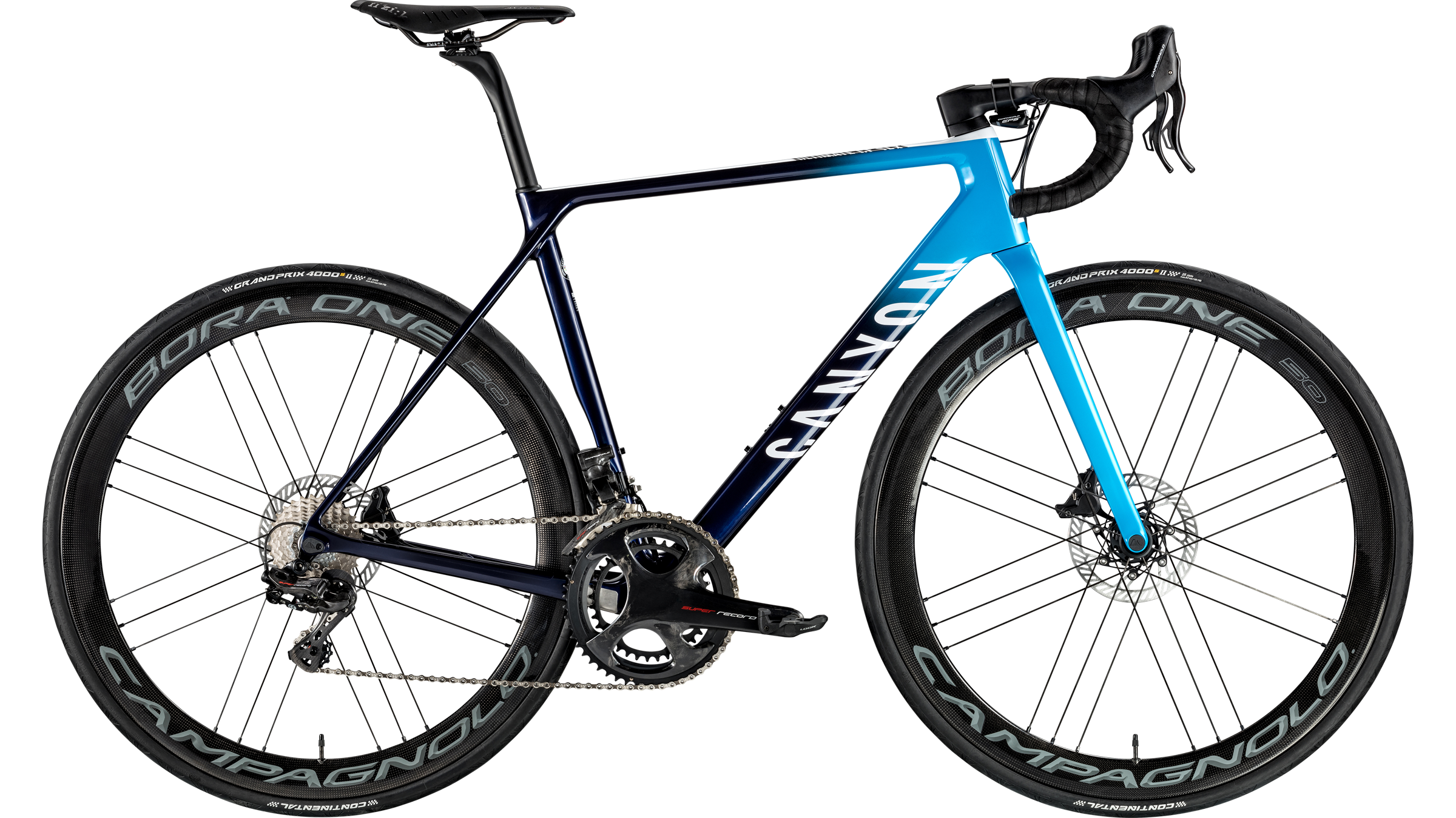 Ultimate CF SLX Disc 9.0 Team Movistar | Racercykler