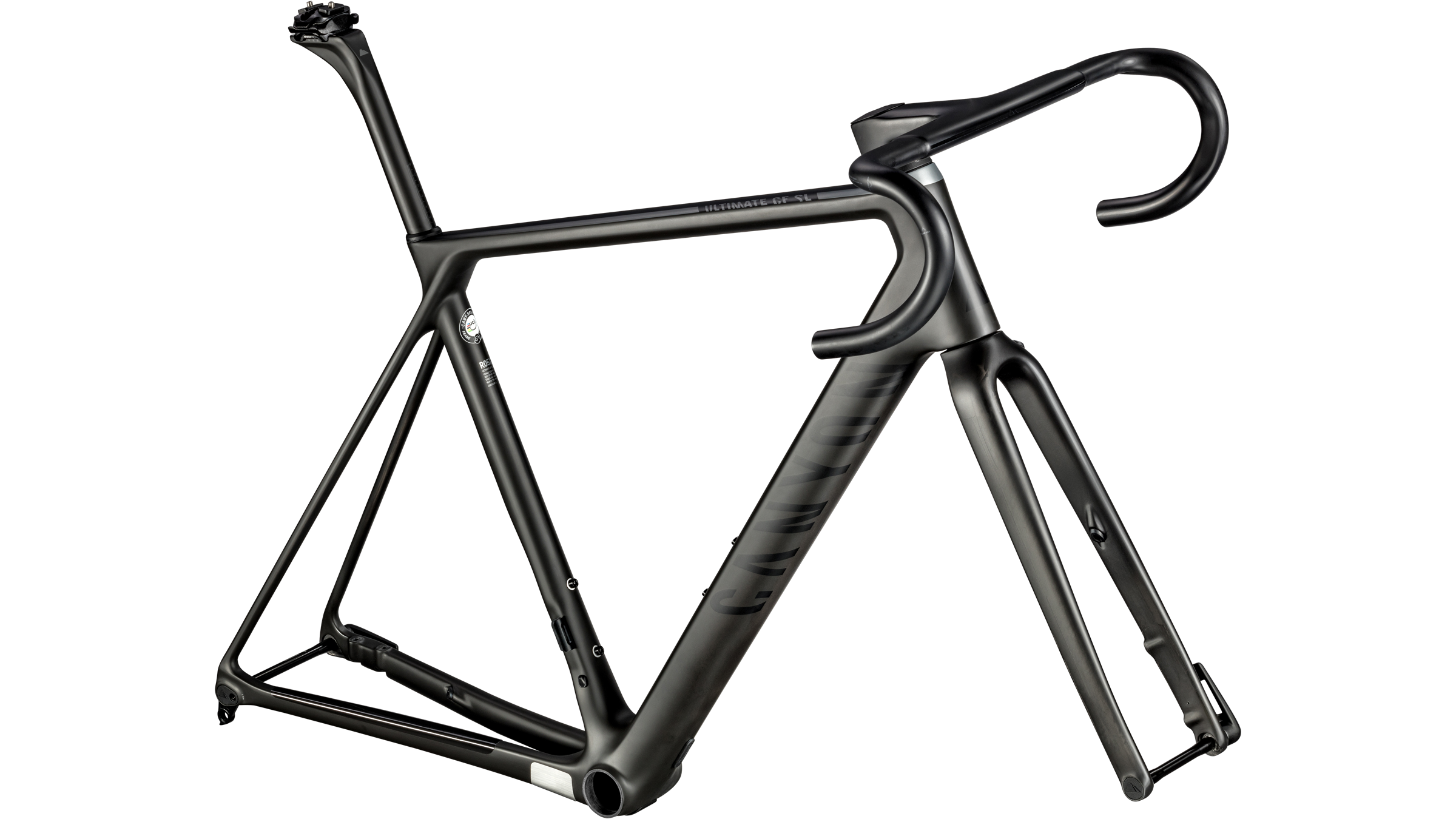 Ultimate CF SL Disc Frameset Electric | Racercykler