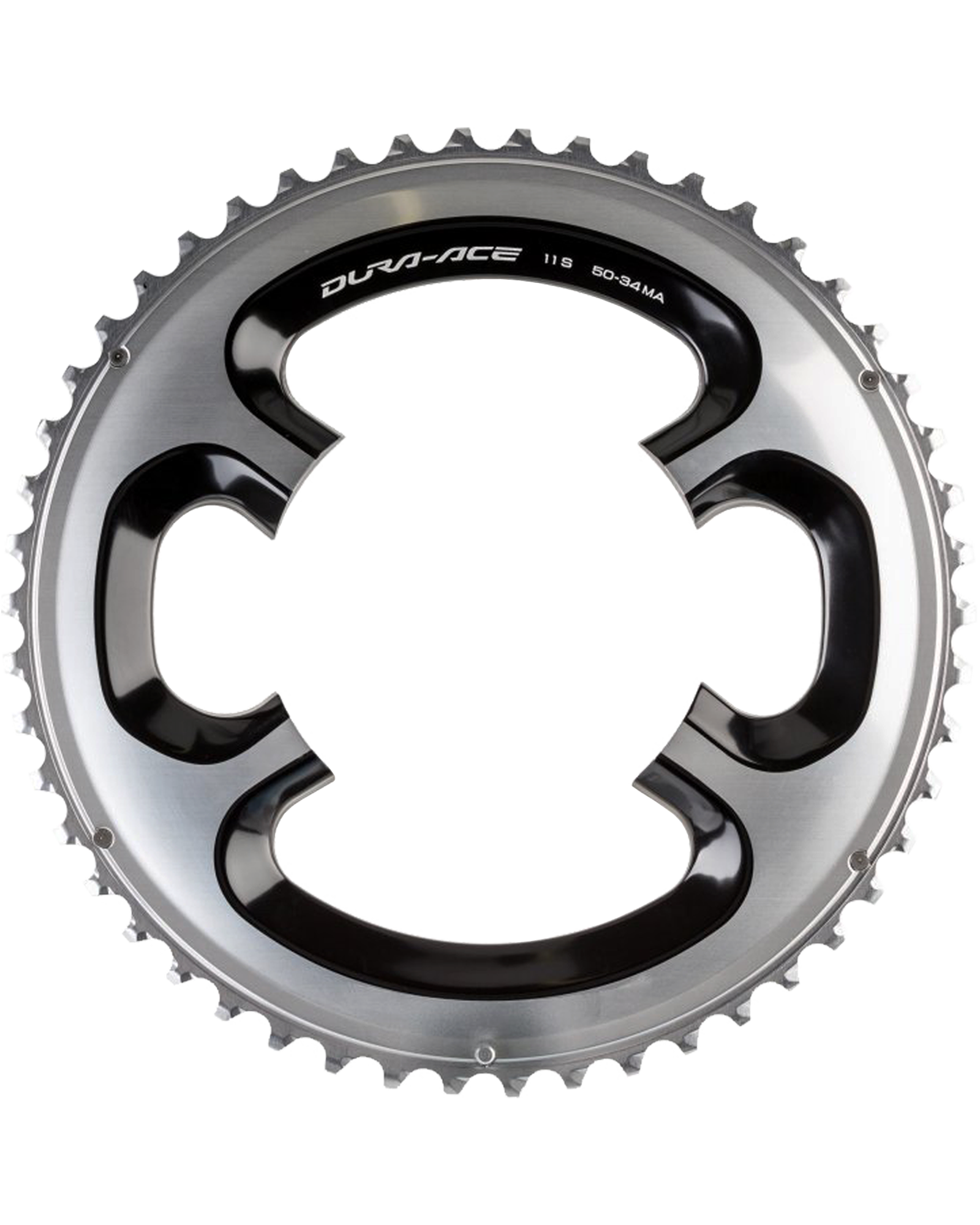 NEW Shimano Dura-Ace 9000 34t 110mm 11-Speed Chainring for 34//50t