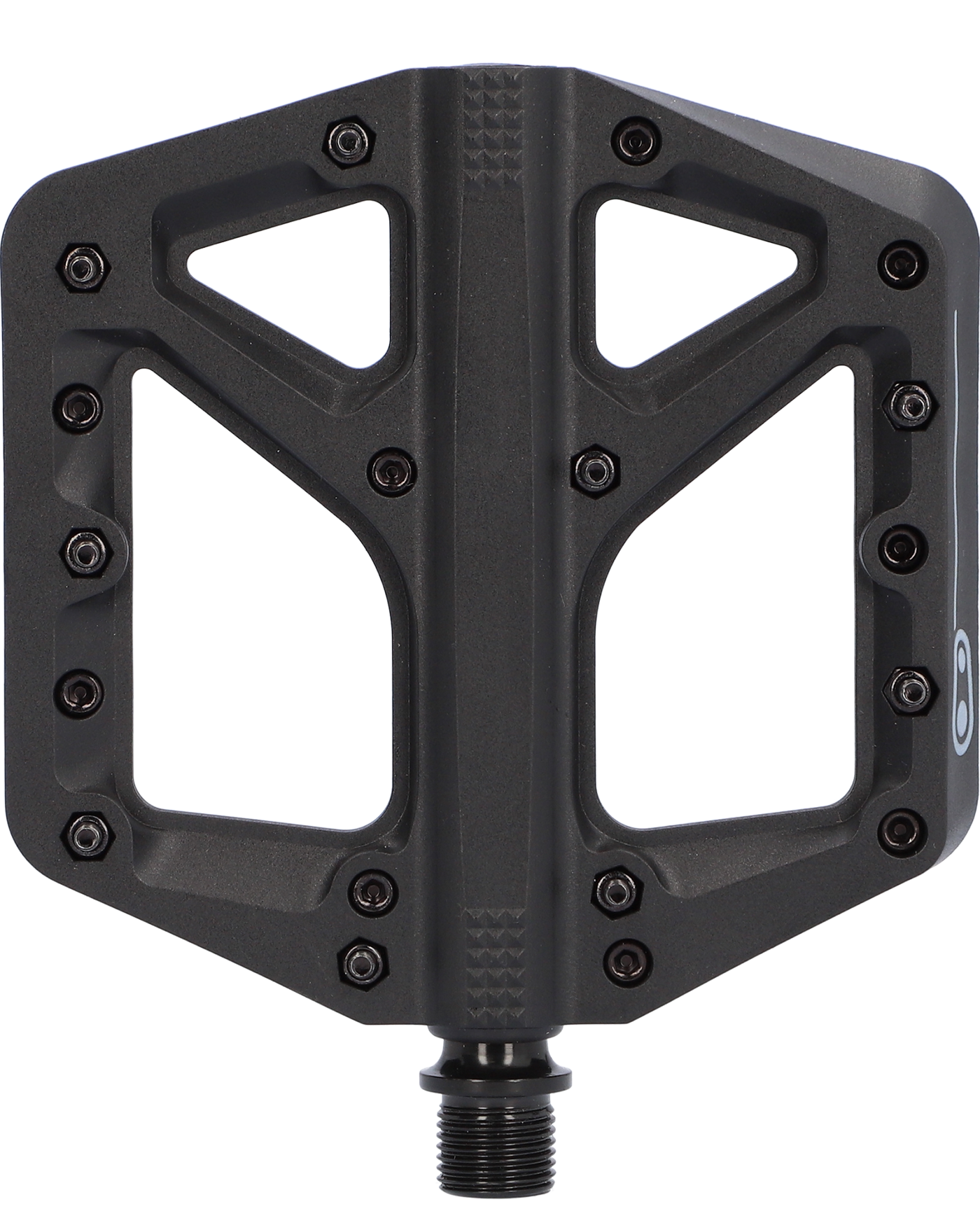 Crank Brothers Candy 7 Mountain Bike Clipless Pedals /& Premium Cleats Black